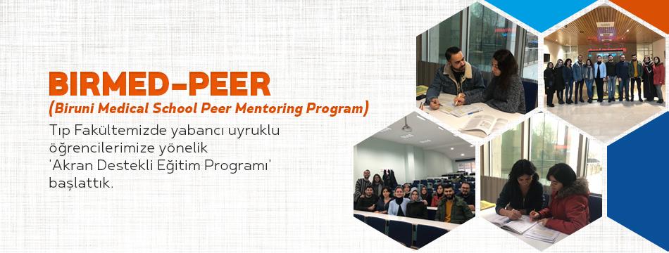 Akran Destekli Eğitim Programı